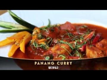Panang Curry By Nittaya