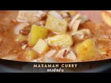 Masaman Curry By Nittaya